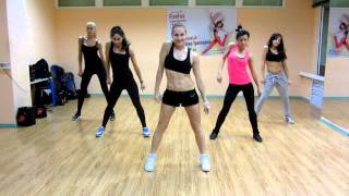 "Лисичка , dance studio ""FireFox"", R-n-B"