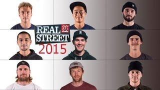 X Games Real Street 2015 - All Participants
