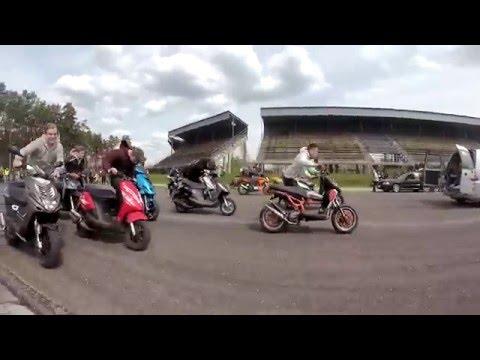 Scooter-power.lv | Season 2015 opening | Riga, Latvia