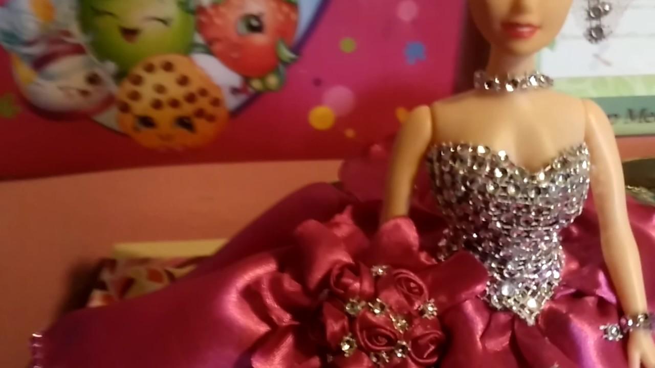 15 Anos Dolls: #20 Muñeca De 15 Años Yanet Glz