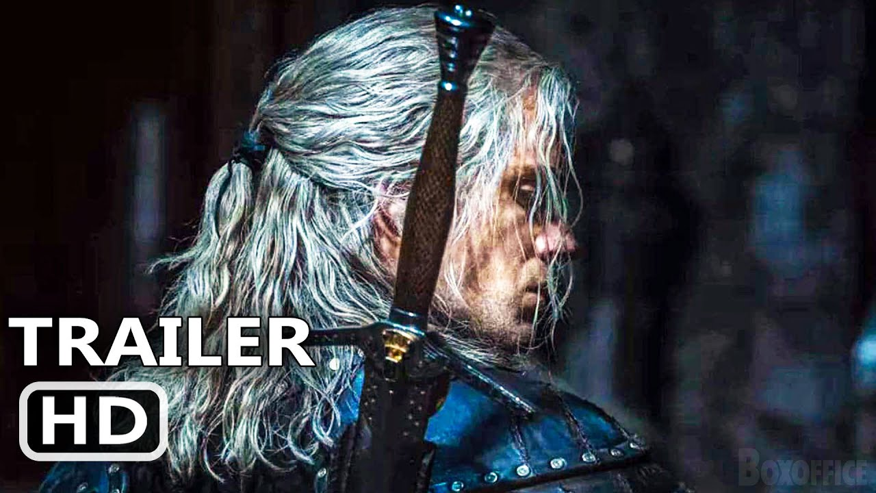 THE WITCHER Season 2 First Images Trailer (2021) Heny Cavill, Netflix Series
