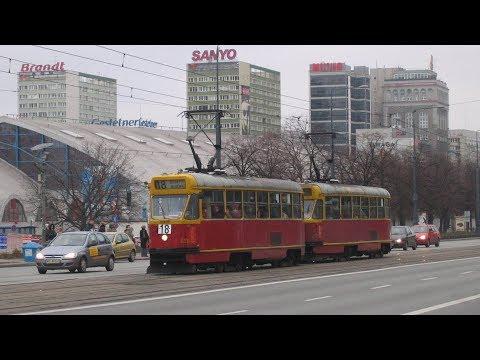 Public Transport in Warsaw in 2006