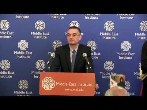 "Paul Danahar on ""The New Middle East: The World After the Arab Spring"""