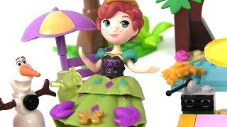 Принцессы Диснея Олаф на Море Мультик Холодное Сердце Анна и Эльза Disney Princess Frozen Куклы