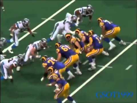 Marshall Faulk Rams