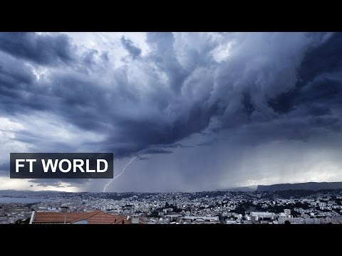 Climate change - a burning issue in Paris   FT World