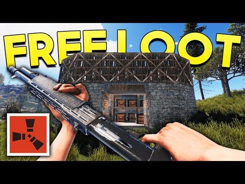 OPEN BASE ON DAY ONE! - Rust DUO Survival #1