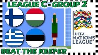 Download Video Marble Race - UEFA Nations League 2018/19 Prediction - League C - Group 2 - Algodoo MP3 3GP MP4