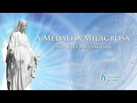 A História da Medalha Milagrosa