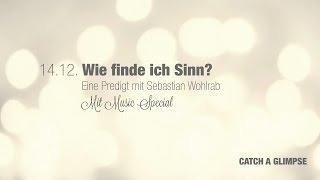 Wie finde ich Sinn? (ICF München Videopodcast)