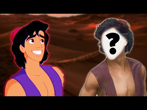 Where Is Aladdin Really From?