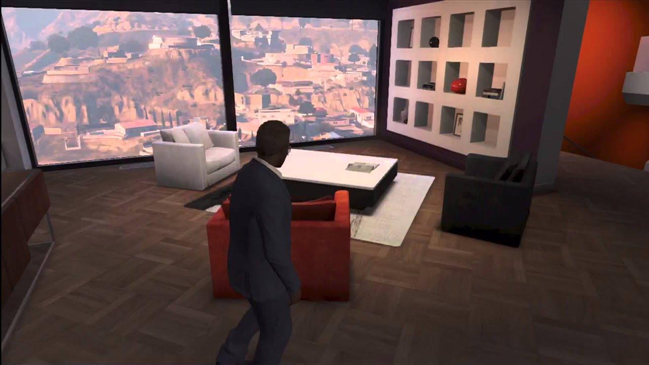 GTA 5 ONLINE   400.000$ Apartment - YouTube