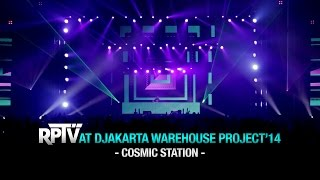 RPTV at #DWP14 Cosmic Station