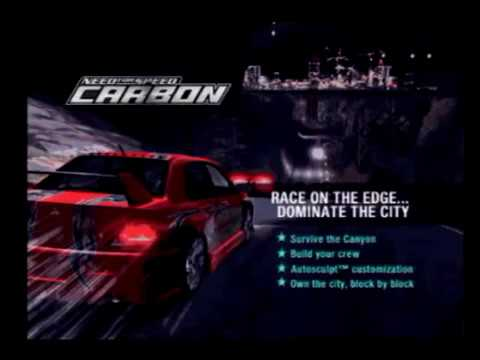 NFS Carbon Demo (Beta) On PS2 Hardware (and Some Hacks For It)