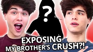 Finding out who my brother LOVES?! | VS w/ The Stokes Twins