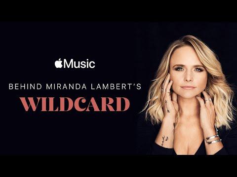 Download Behind Miranda Lambert's Wildcard - Film Preview | Apple  Mp4 baru