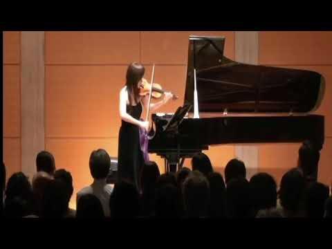 Sumine Hayashibara Violin Recital 4/8: Yoichi Sugiyama