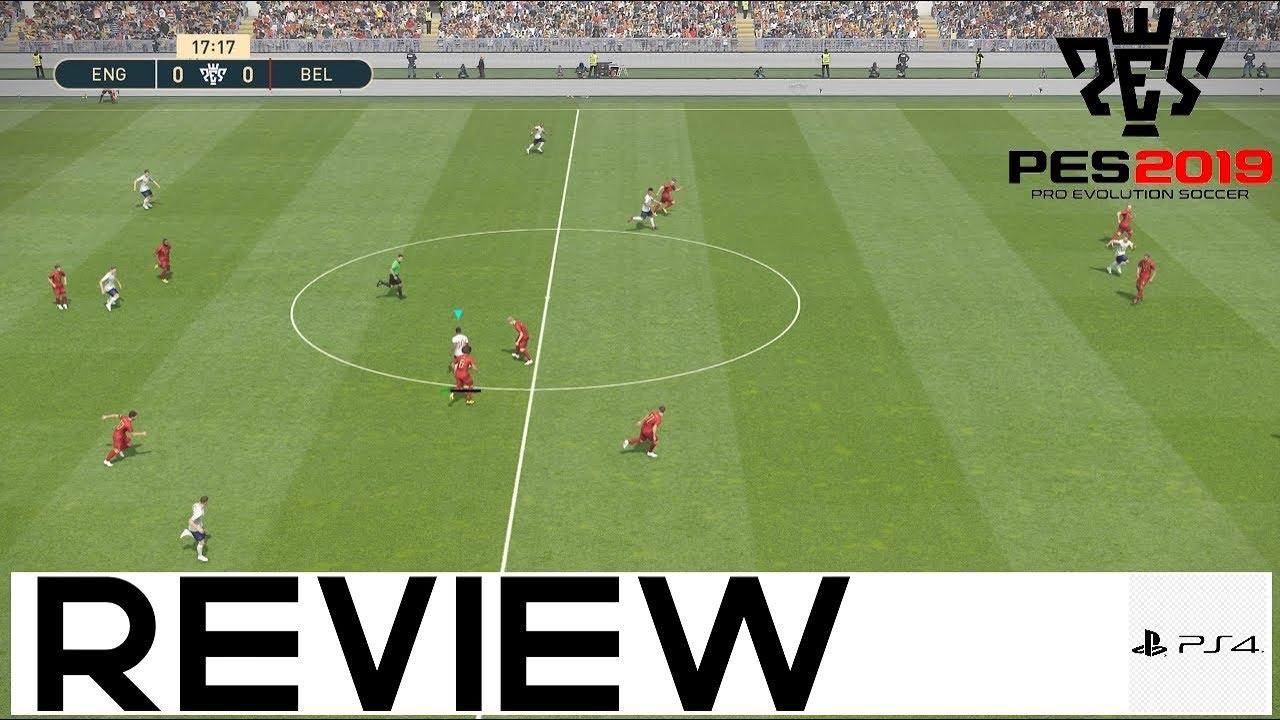 Pro Evolution Soccer 2019 (Review)