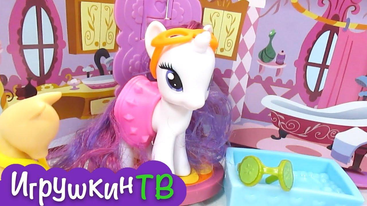 Малитал пони мультик игрушки