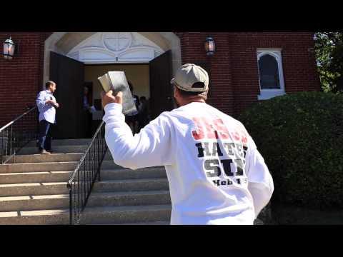 Street Preaching --