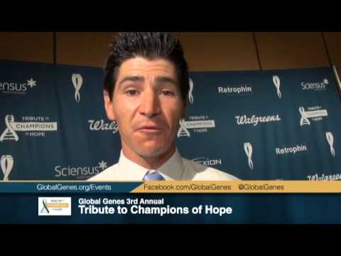 Michael Fishman, Champion of Hope for Global Genes