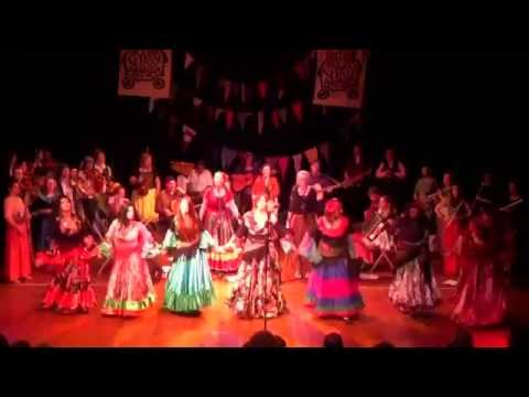 Gypsy dance to Serbian song