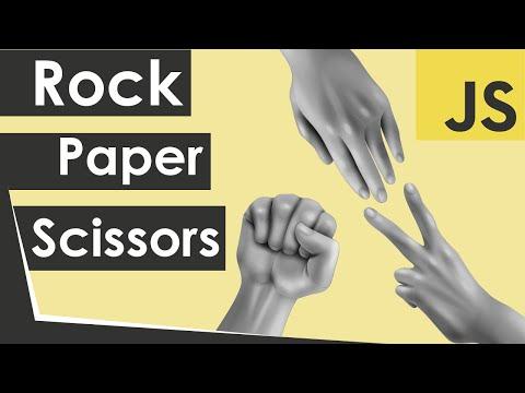 How To Code Rock Paper Scissors In JavaScript