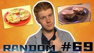 Random #69 - Как сделать ГОРЯЧИЕ БУТЕРБРОДЫ? \ How to make HOT SANDWICHES?