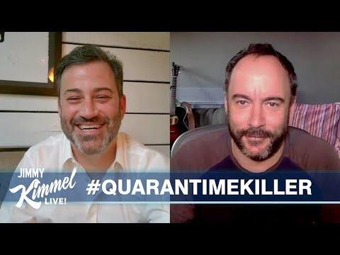 Jimmy Kimmel's Quarantine Minilogue – Trump Defies Experts, Quarantime Killers & Dave Matthews