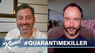 Jimmy Kimmel's Quarantine Minilogue – Trump Defies Experts, Quarantime Killers & Dave Matthews YouTube Videos