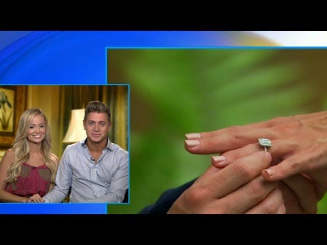 \'Bachelorette\' Finale 2012 Interview\: Emily Maynard, Jef Holm Discuss Finale - SPOILER ALERT