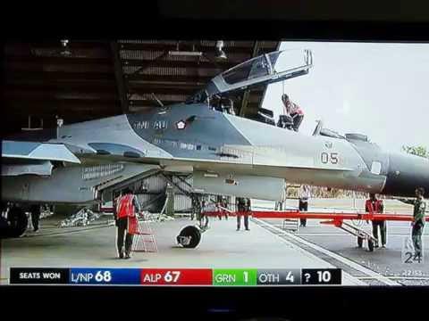 Pitch Black 2016 Australian Defense Exercises
