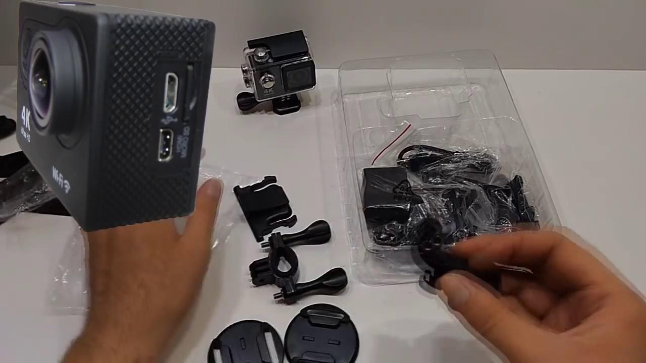 EKEN H9 WiFi Sport Action Camera DV Car DVR 4K Ultra HD SPCA6350 .