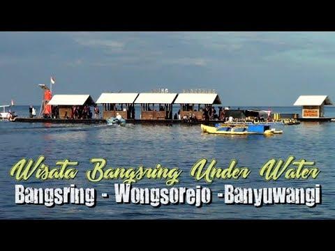 Wisata Rumah Apung Bunder   Bangsring Underwater Wongsorejo Banyuwangi Mp3