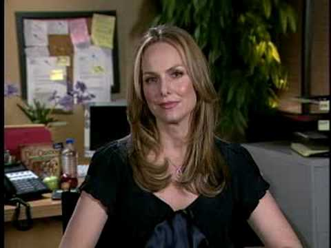 Melora Hardin Interview with Avi the TV Geek