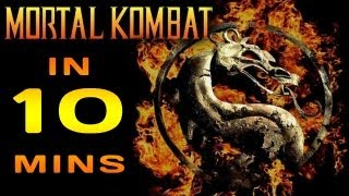 Mortal Kombat in 10 mins | FULL PLOT! [FCS-Z]