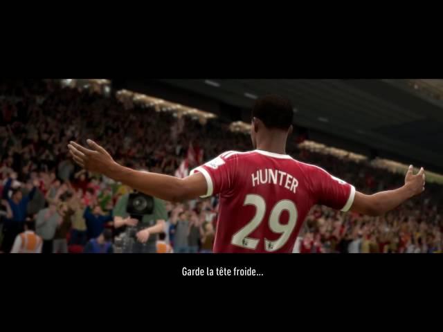 FIFA 17 - L'aventure - Trailer E3 2016