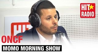 MOMO MORNING SHOW - INTERVIEW EXCLUSIVE AVEC L'ONCF