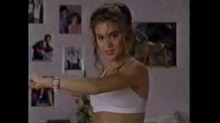 ALYSSA MILANO.TEEN STEAM PART 1.1988.