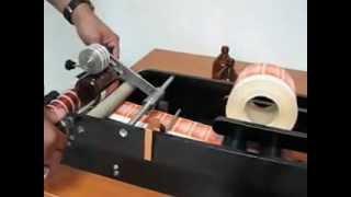 Ручная этикетировочная машина Handle labeling machine