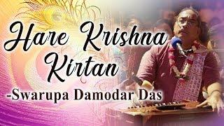 Hare Krishna Kirtan by Swarupa Damodar Das