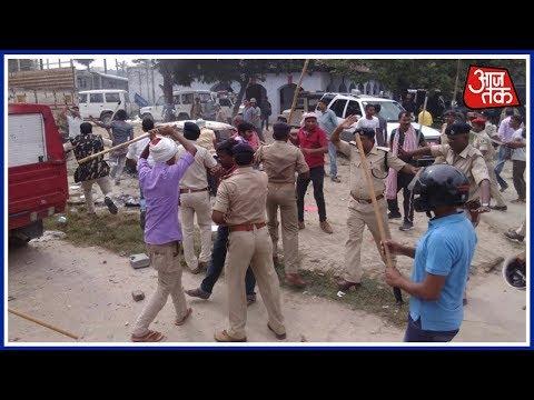 बिहार के नवादा में उपद्रवियों द्वारा मूर्ती तोड़ना बना हिंसा का कारण !