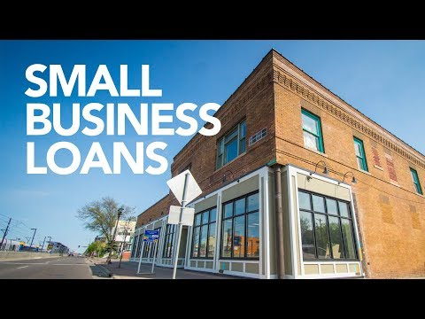 NDC Small Business Loans