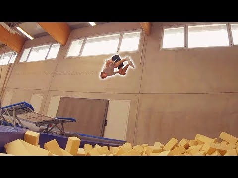 Airtrack Tumbling Motivation feat. Yannick