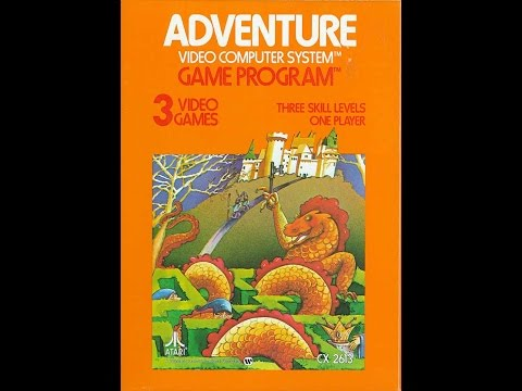 Adventure Quick Play - Atari 2600