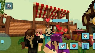 Ultimate Craft: Exploration oḟ Blocky World Gameplay Trailer (Android)