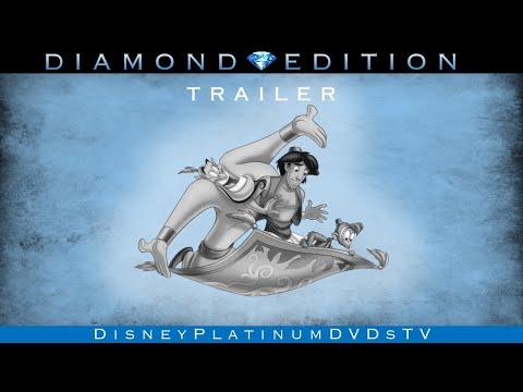 Aladdin (Diamond Edition) Fall 2015 Trailer