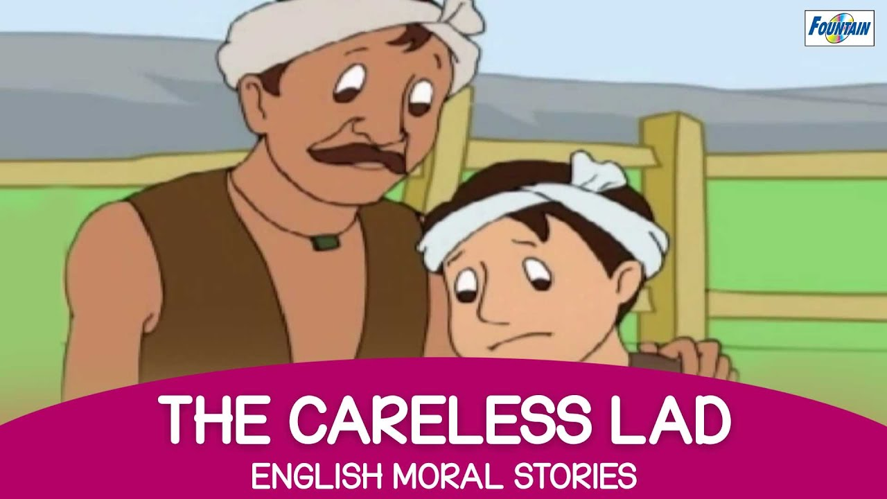 moral stories for kids in english pdf
