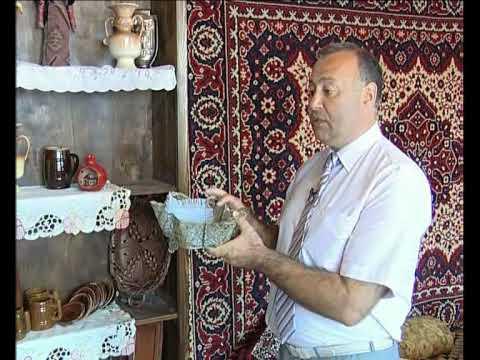 Национальная деревня - армянский дом