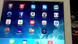 Viber iPad in AppStore